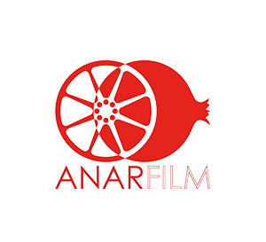 Anarfilm logo design